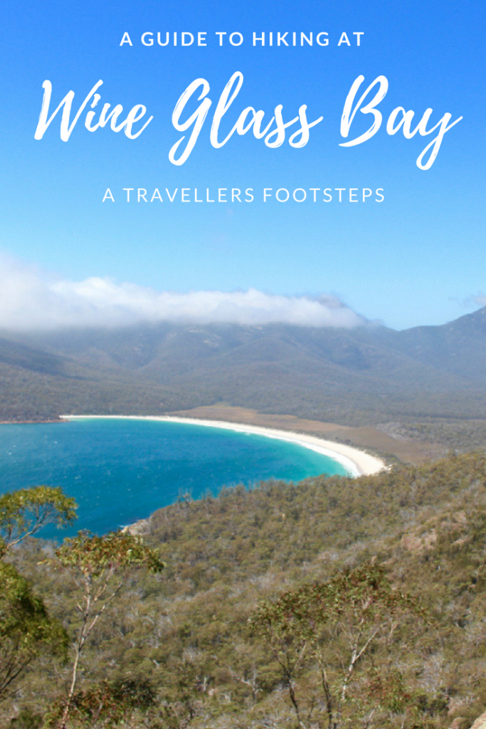 Hiking to Wineglass Bay Lookout