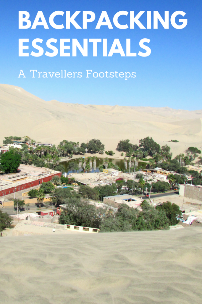 Backpacking essentials, the items I never backpack without / Backpacking Tips / Backpacking Travel / Backpacking Adventures / Backpacking Trip / Backpacking South America / Backpacking Central America / Backpacking Asia / Backpacking Europe