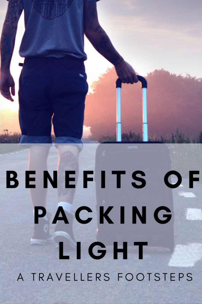 10 Benefits of packing light when backpacking