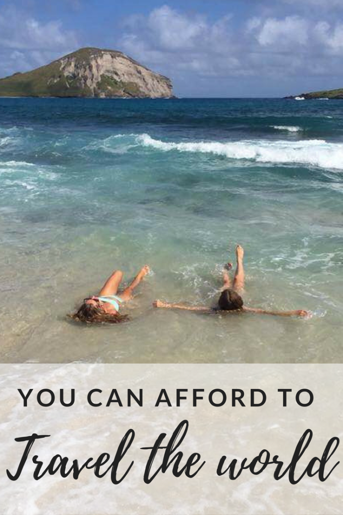 You CAN afford to travel the world / Budget Travel Tips / Budget Travel Destinations / Low budget Travel / Solo Budget Travel / Budget Travel Ideas / Budget Travel Roadtrips / Budget travel southeast asia / Backpacking