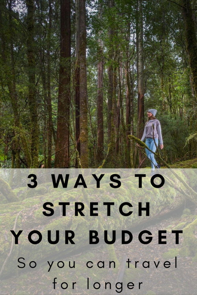 3 ways to stretch your budget