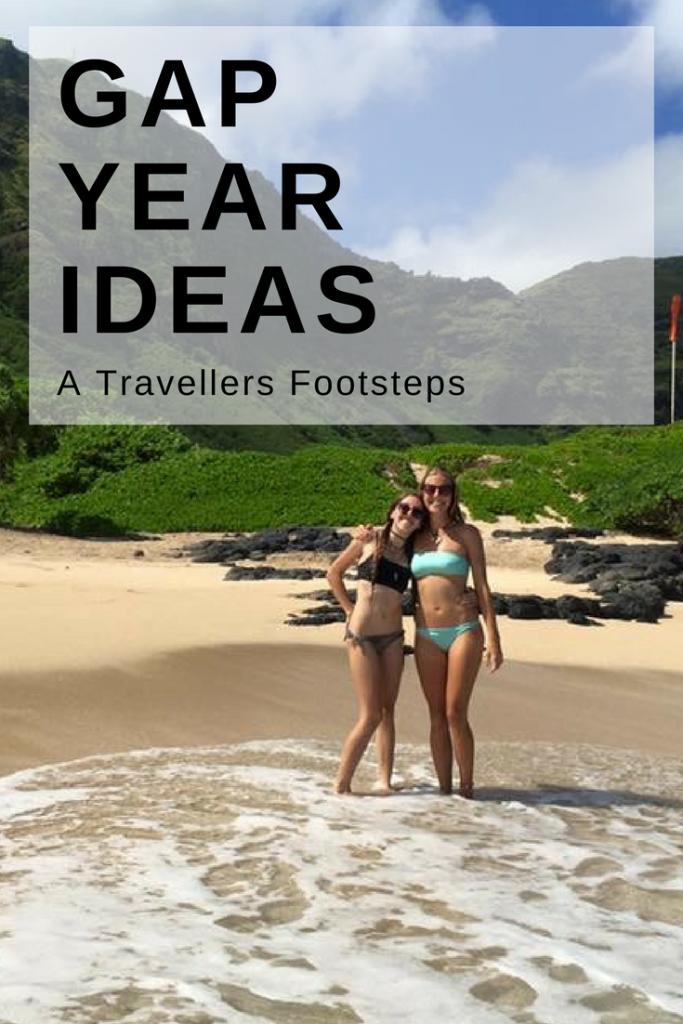 Gap Year Ideas