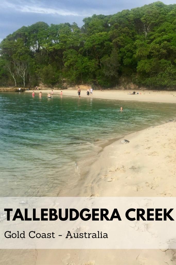 Tallebudgera Creek