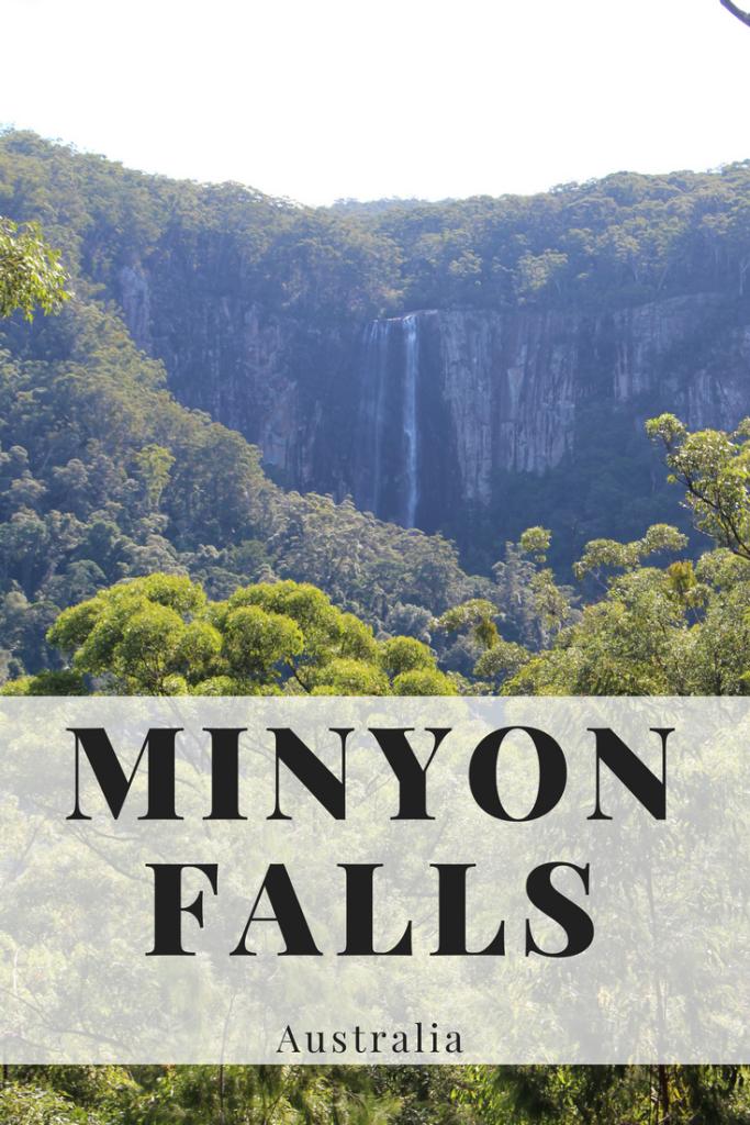 Hiking Minyon Falls NSW Australia