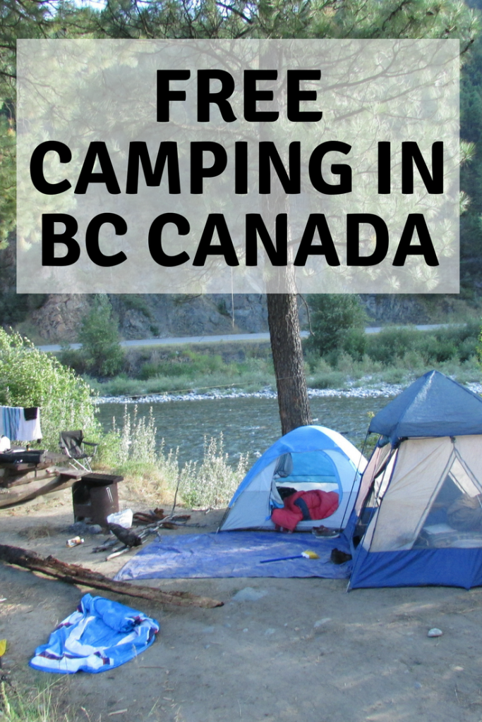 Free Camping in BC – Canada / Canada travel tips and inspiration for your next trip to Canada: Backpackers Guides to Whistler, Vancouver, Revelstoke, Banff, Lake Louise, working holiday Canada, Canada backpacking, Canada Travel, Canada Itinerary, Things to do in Canada, Moving to Canada, Canada Road trip