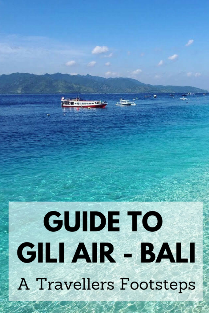 Things to do in Gili Air