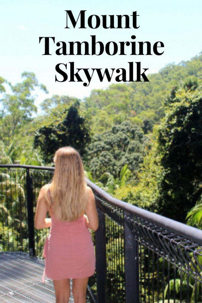 Mount Tamborine Skywalk