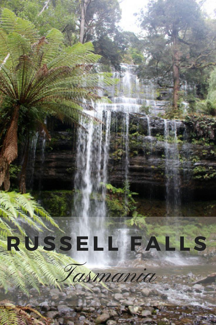 Russell Falls Tasmania