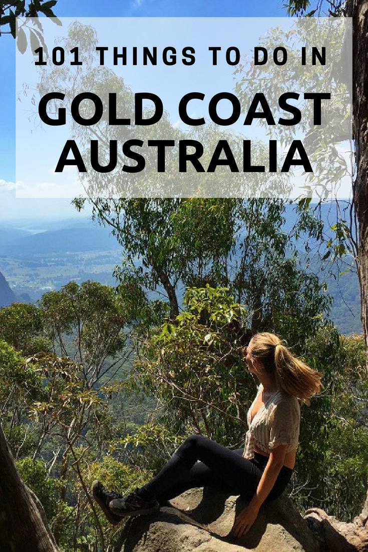 101 Things to do in Gold Coast