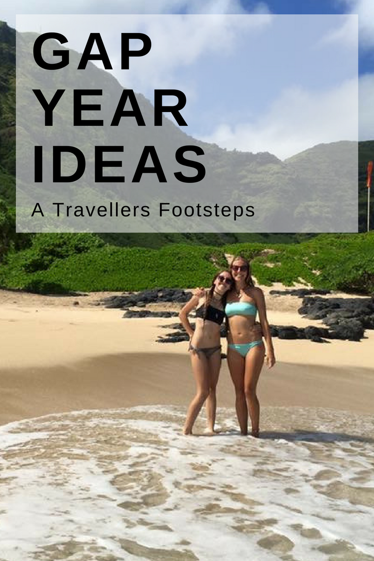 Gap Year Ideas