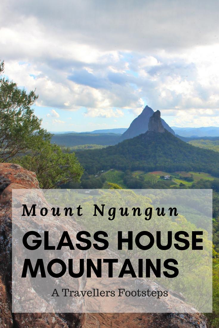 Hiking Mount Ngungun - Glass House Mountains