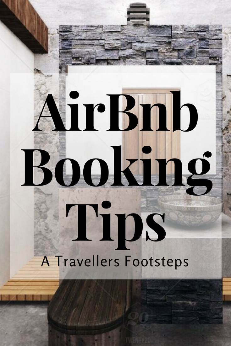 Airbnb Booking Tips– Plus a $50 discount voucher