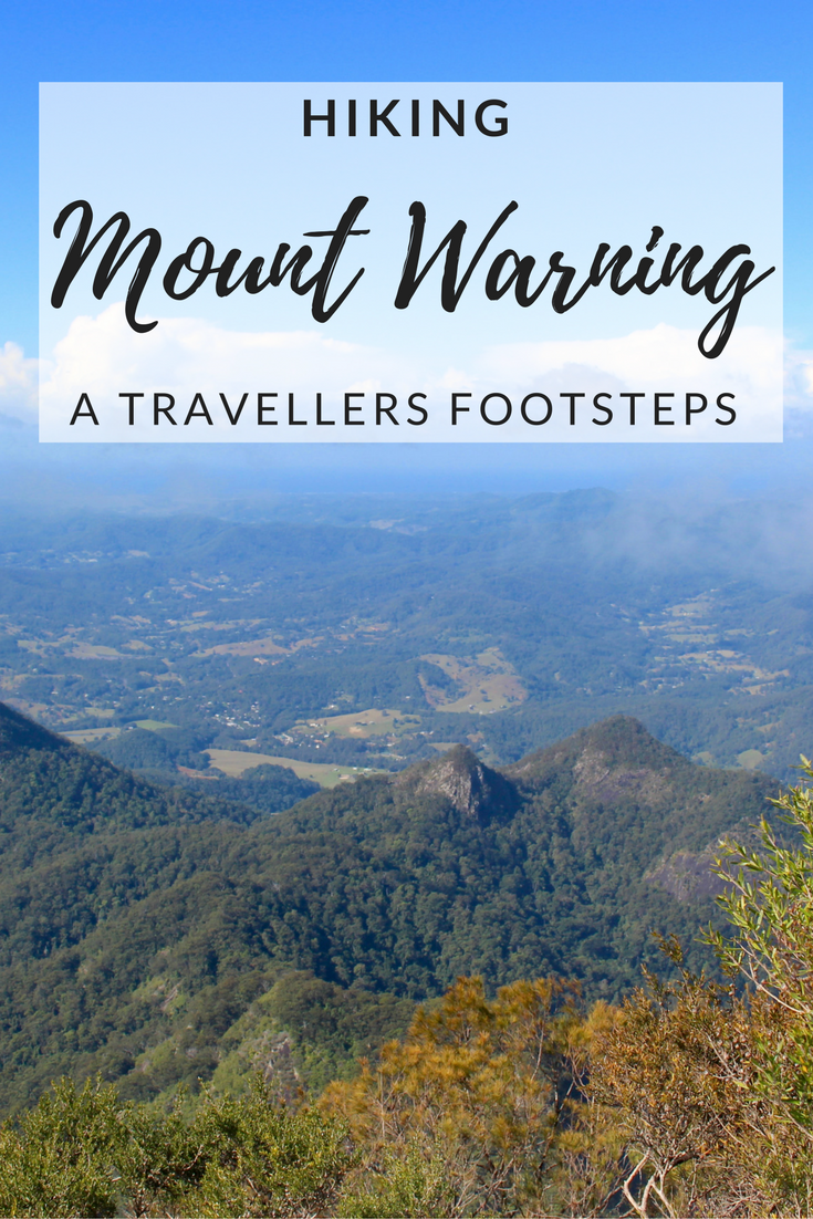 Mount Warning Australia