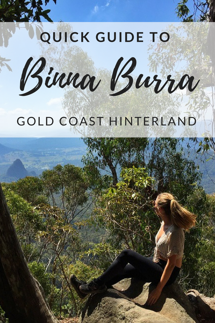 Quick Guide to Binna Burra Gold Coast