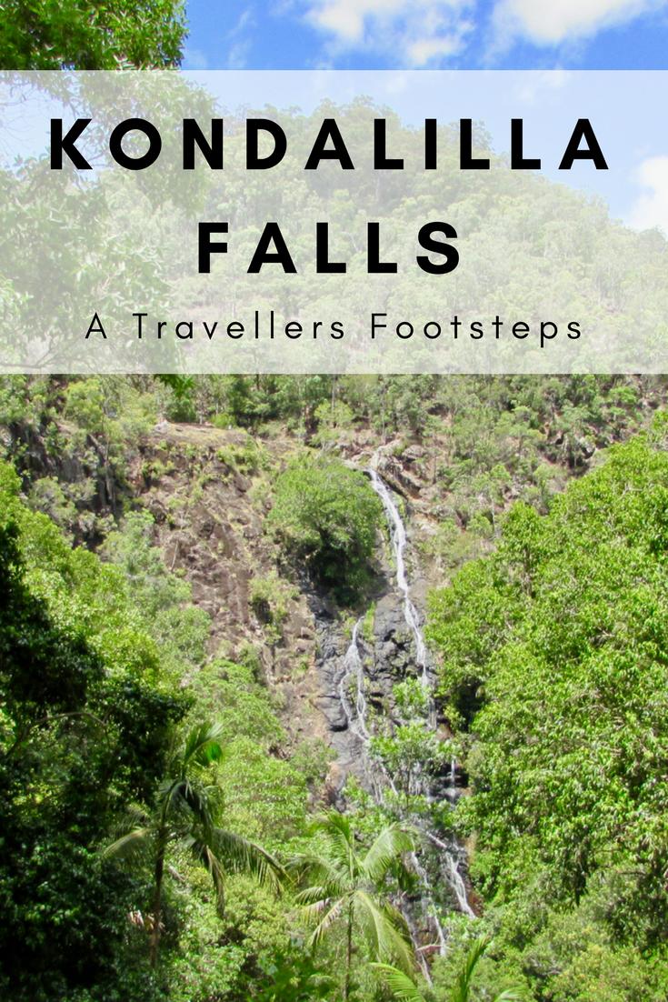 Kondalilla Falls Sunshine Coast Australia