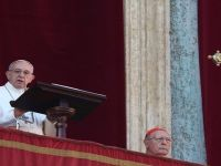 Pope Francis Pray For Jerusalem On Christmas