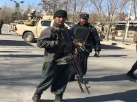 Bomb Blast In Kabul's News Agency Office Kills 40