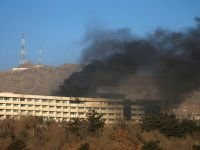 5 Killed In Intercontinental Attack In Kabul