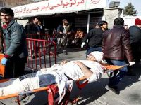Bomb Explosion In Police Checkpoint In Kabul: 95 Killed