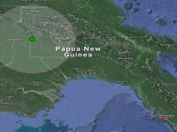An Earthquake Of 7.5 Magnitudes In Papua New Guinea
