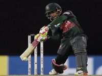 Bangladesh Lost Their Third Match By 17 Runs Despite Mushfiqur Rahim's Fightback