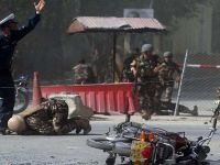 21 Including an AFP Journalist Killed in Kabul Suicide Blasts