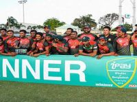 Bangladesh Successfully Defended 301 Runs to Beat the West Indies by 18 Runs and Win Their One-Day International Series 2-1