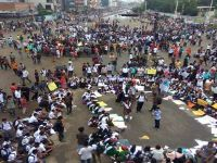 Students Continue Street Protests For 5th Day and Demanding Safe Roads