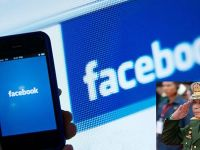 Facebook Banned Top Myanmar Military Official and Others From Website
