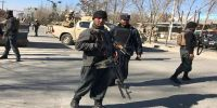 Bomb Blast In Kabul's News Agency Office Kills 40