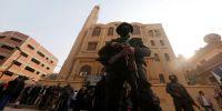11 Killed In Gun Attack In Church In Egypt
