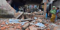 At Least 91 Dead As Powerful Earthquake Hits Indonesia