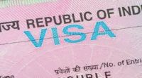 India's visa fee can be submitted in the electronic system