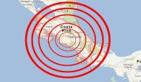 Strong Earthquake Hits Costa Rica