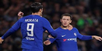 'Threat' for Barca, Chelsea's Morata and Hazard