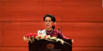 Suu Kyi Will Visit China Due to Western Criticism on Rohingya Exodus
