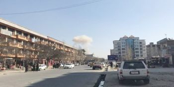Taliban Car Bomb Attack In Kabul Killed 40