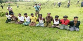 Reuters Search: How They Killed 10 Rohingyas In Endinay