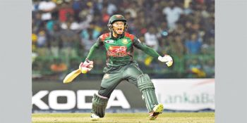 A Much Needed Victory: Mushfiqur Leads Tigers To Record Chase In T20 Tri-Series