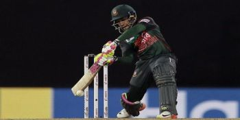 Bangladesh Lost Their Third Match By 17 Runs Despite Mushfiqur Rahim's Fightback