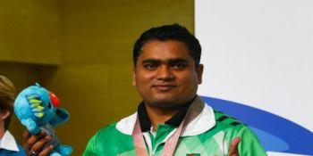Bangladesh's Baki Wins Silver in Commonwealth Games