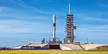Bangladesh's First Satellite Bangabandhu-1 Successful Launch By SpaceX Into Orbit
