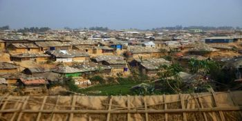 UN: In Bangladesh, Some 60 Babies Are Born A Day In Rohingya Camps