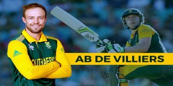 South African Talisman AB De Villiers Quits International Cricket
