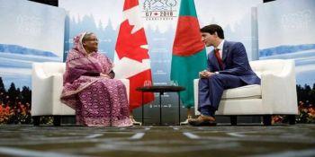 PM Sheikh Hasina Urges Canada to Extradite Bangabandhu Killer Noor Chowdhury