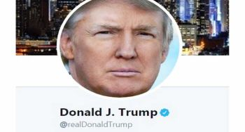 11 Minutes 'Disappeared' Trump's Twitter Page