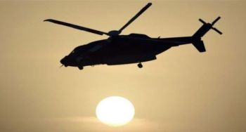 A helicopter crashed and killed one Saudi Prince