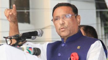 Will be caught, will not be released: Minister Obaidul Quader