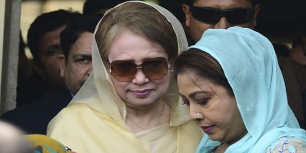 Khaleda Zia Is In Trouble In Jail To Lack Of Domestic Help: Moudud Ahmed