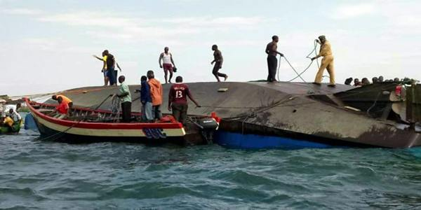 Tanzania Ferry Disaster: Divers Search for Survivors
